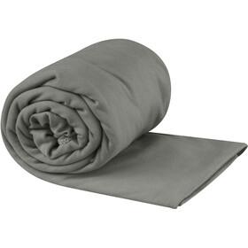 Sea to Summit Pocket Ręcznik XL, szary